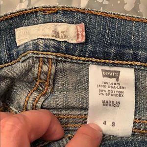Women's Levi's 515 size 4s